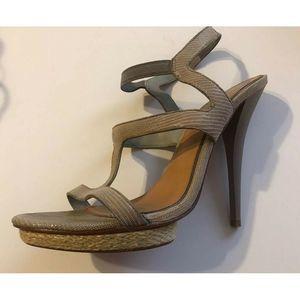 Badgley Mischka Mark + James •9• Stiletto Sandal